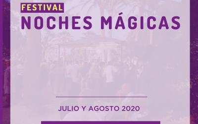 Pasión Vega, David Otero, Los Secretos y, Andrés Suárez, los primeros artistas confirmados para el Festival Noches Mágicas 2020