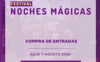 Por qué asiento asignado, pero no fila al comprar las entradas numeradas de los eventos Noches Mágicas 2020