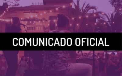 Cambios en la celebración de FESTIVAL NOCHES MÁGICAS 2020